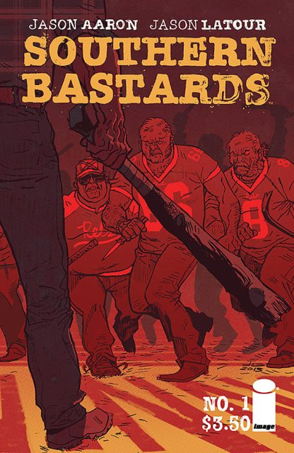 Southern Bastards #1 cover