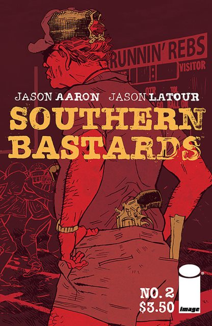 Southern Bastards #2 cover