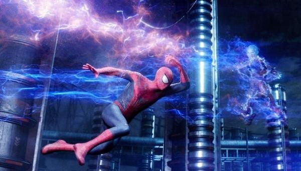 The CGI of Amazing Spider-Man 2