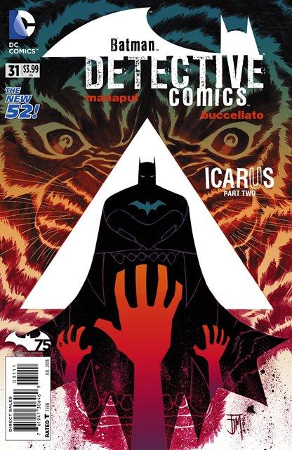 Detective Comics #31 cover