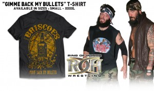 The newest Briscoe Brothers T-shirt