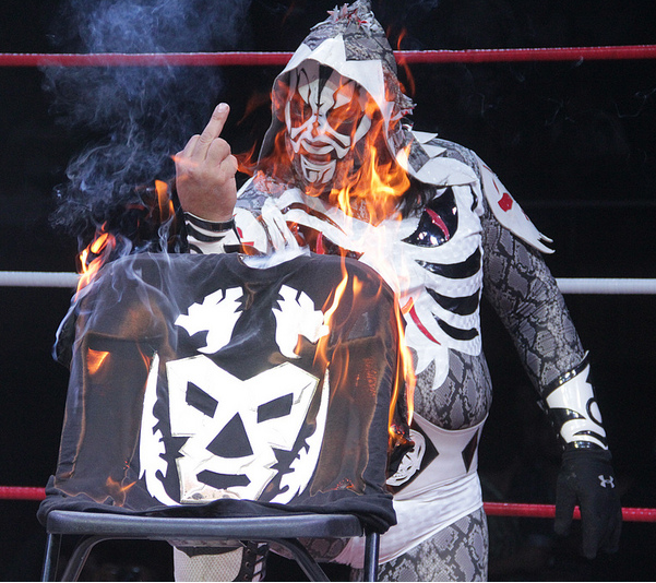 Why you should watch lucha libre.
