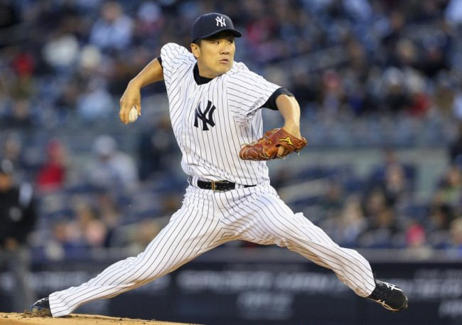 Masahiro Tanaka is the latest pitching sensation from the Land of the Rising Sun.