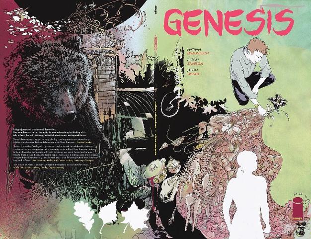 Genesis wrap cover