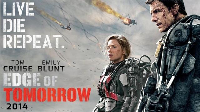 Edge of Tomorrow poster