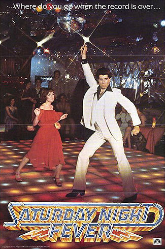 Saturday Night Fever narrowly missed the cut, finishing with nine points. It received a second-place vote, a third-place vote and a fourth-place vote.