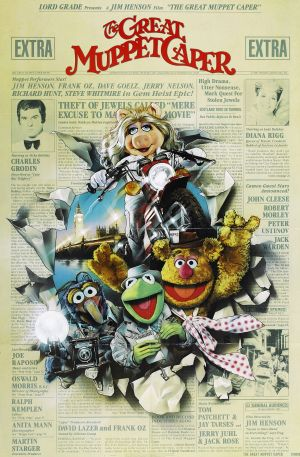 The Great Muppet Caper was one of three honorable mentions that missed the cut with 6 points. It had a third-place vote, a fourth-place vote and a fifth-place vote.
