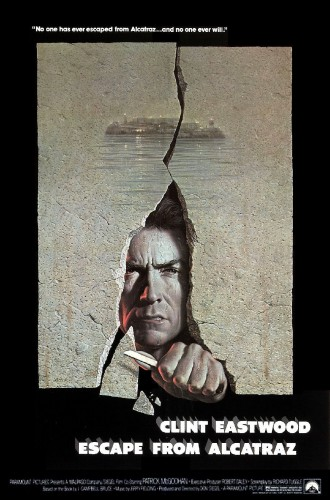 Escape From Alcatraz became the first movie to finish with double digits in points, yet miss the final cut. It finished with 10 points -- a first-place vote, a second-place vote and a fifth-place vote.