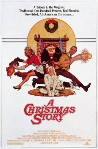 A Christmas Story was one of two honorable mentions to miss the final list by just 1 point with a total of 8 points. It received a third-place vote, a fourth-place vote and 3 fifth-place votes.