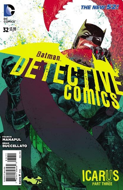 Detective Comics #32 cover