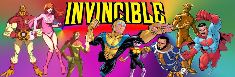 invincible_comic_banner_by_sidneyg-d52mh3m