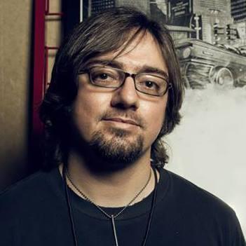 Brett Brooks, artist, writer, all-around cool guy.
