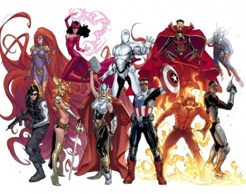 Marvel's got big plans for these 11 characters, apparently.