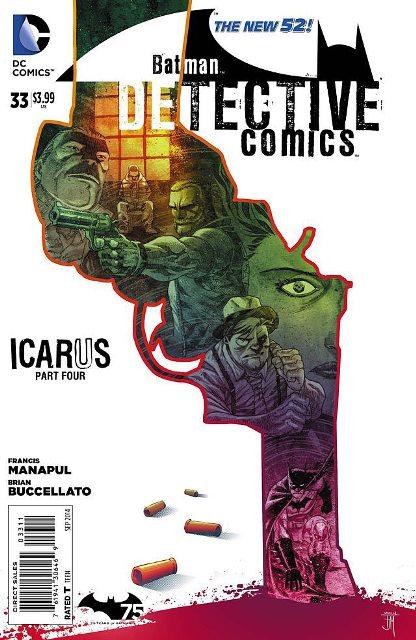 Detective Comics #33 cover