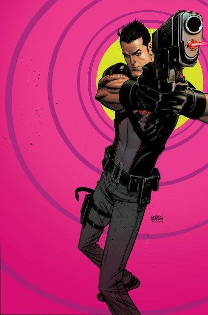 Grayson #1 cover