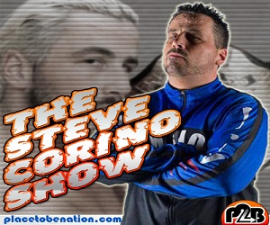On episodes 11 & 12 of the Steve Corino Show