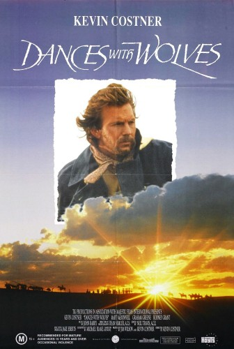 Dances With Wolves led all honorable mentions with 8 points -- a second-place vote, a third-place vote and a fifth-place vote.