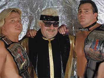 Does any members of the Dream Team, make our dream tag team lists?