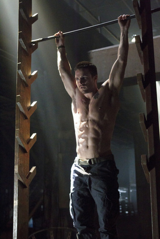 We believe in Stephen Amell. You should, too. We all should. Hell, he's all we think about at night....
