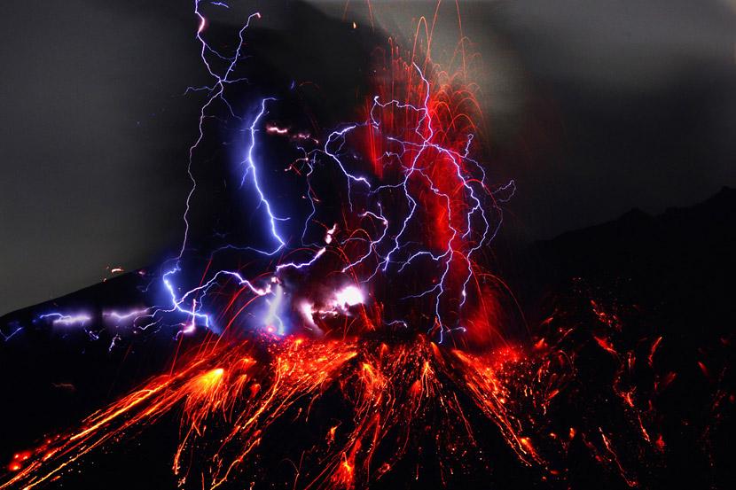 volcano-thunderstorm