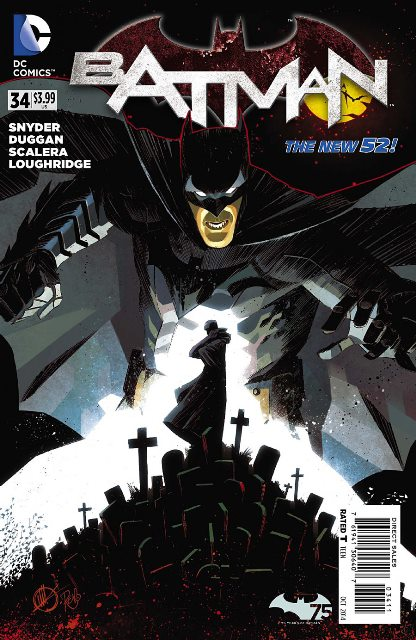 Batman #34 cover