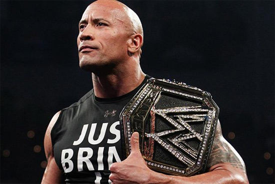 The Rock has served the role of a transitional champion as recently as last year when he dethroned C.M. Punk only to lose to John Cena at WrestleMania XXIX.