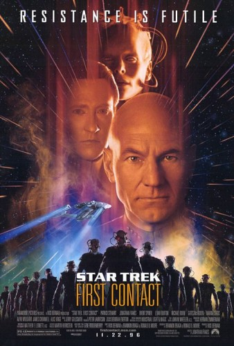 Star Trek: First Contact missed the final cut by one point, finishing with 10 points on two first-place votes.