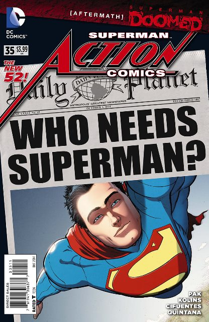 Action Comics #35 cover