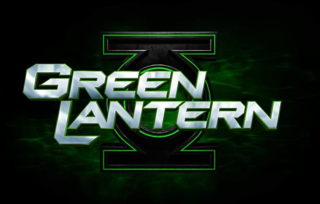 Green Lantern Officiall Logo