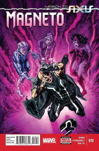 Magneto #10 cover