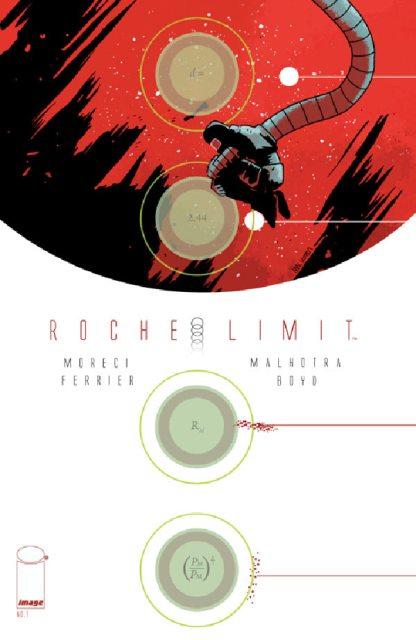 Roche Limit #1 cover