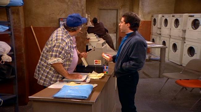 Seinfeld pic 2.12 - The Revenge