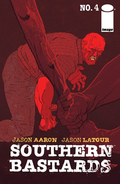 Southern Bastards #4 cover