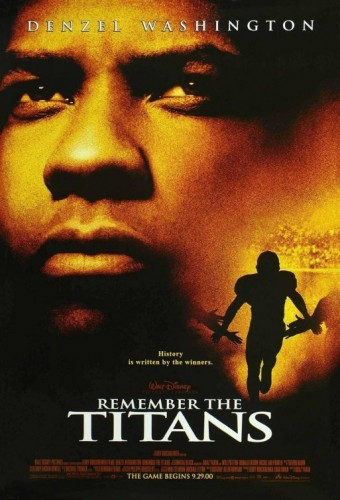 Remember the Titans led all honorable mentions, finishing with 8 points. It received a second-place vote, a third-place vote and a fifth-place vote.