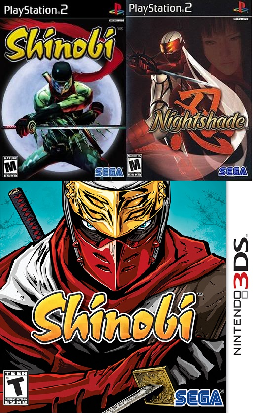 Shinobi and Nightshade