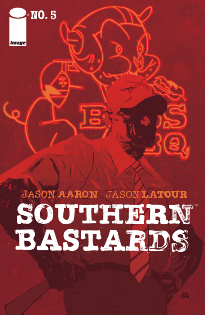 Southern Bastards #5 cover