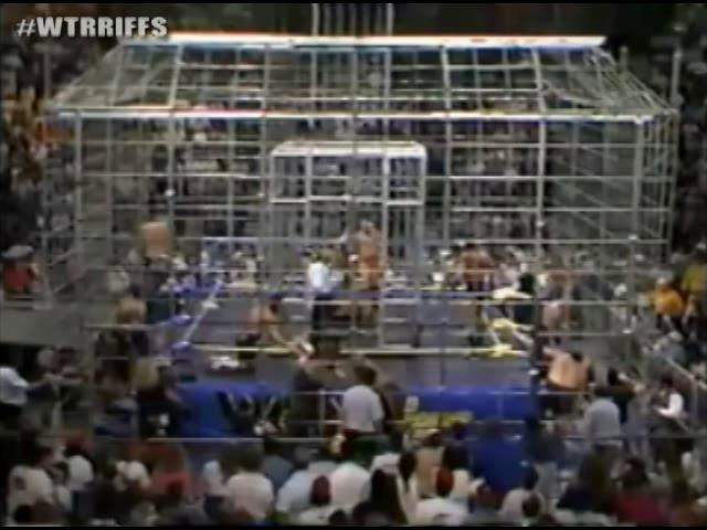 A highlight in WCW Halloween Havoc history, the Chamber of Horrors!