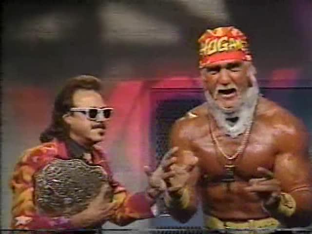 Feeney's Flashback: WCW Monday Nitro 10/2/95 – Place to Be