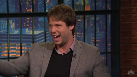 Guest Ike Barinholtz acknowledges my companions enthusiastic response to Game of Thrones.