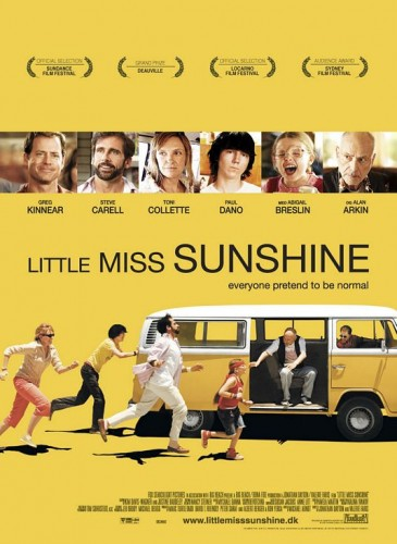 Little Miss Sunshine led all honorable mentions with 6 points on a first-place vote and a fifth-place vote.