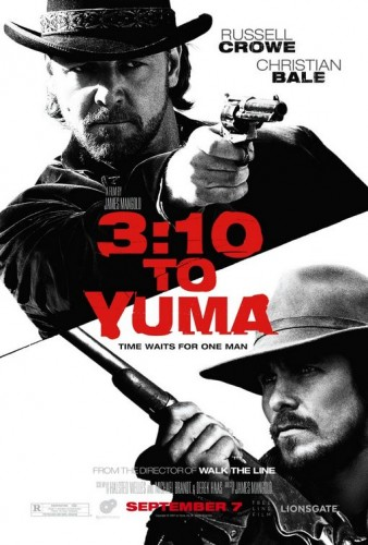 3:10 to Yuma was one of three honorable mentions to finish with seven points. It received a first-place vote and a fourth-place vote.
