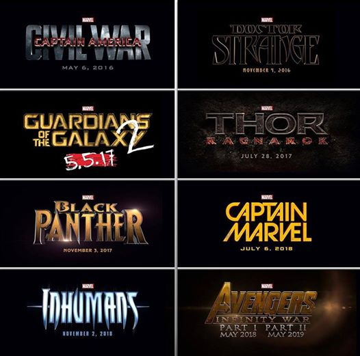 Sellers Points: Marvel Cinematic Universe Phase 3 – Place to