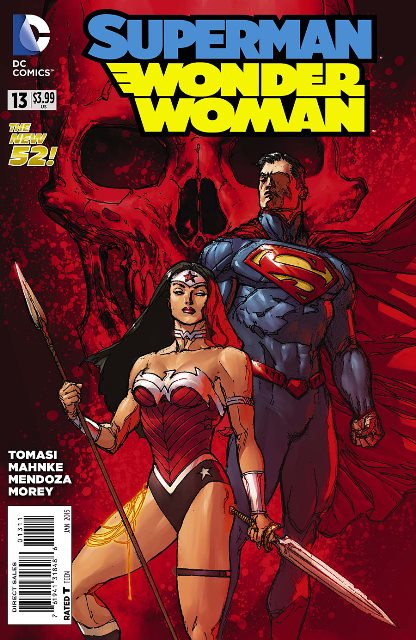Superman/Wonder Woman #13