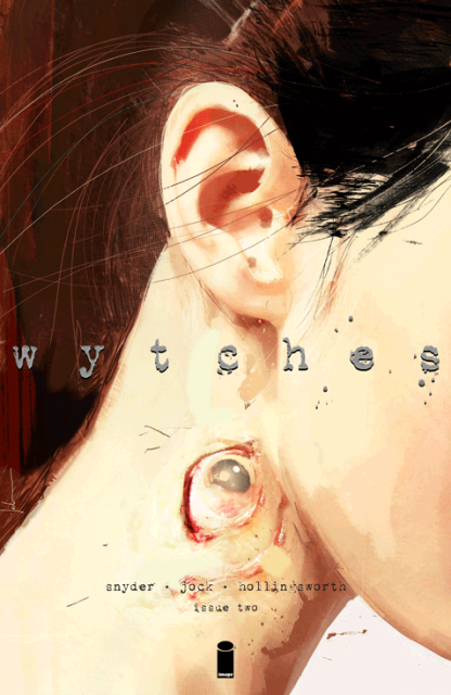 Wytches #2 cover