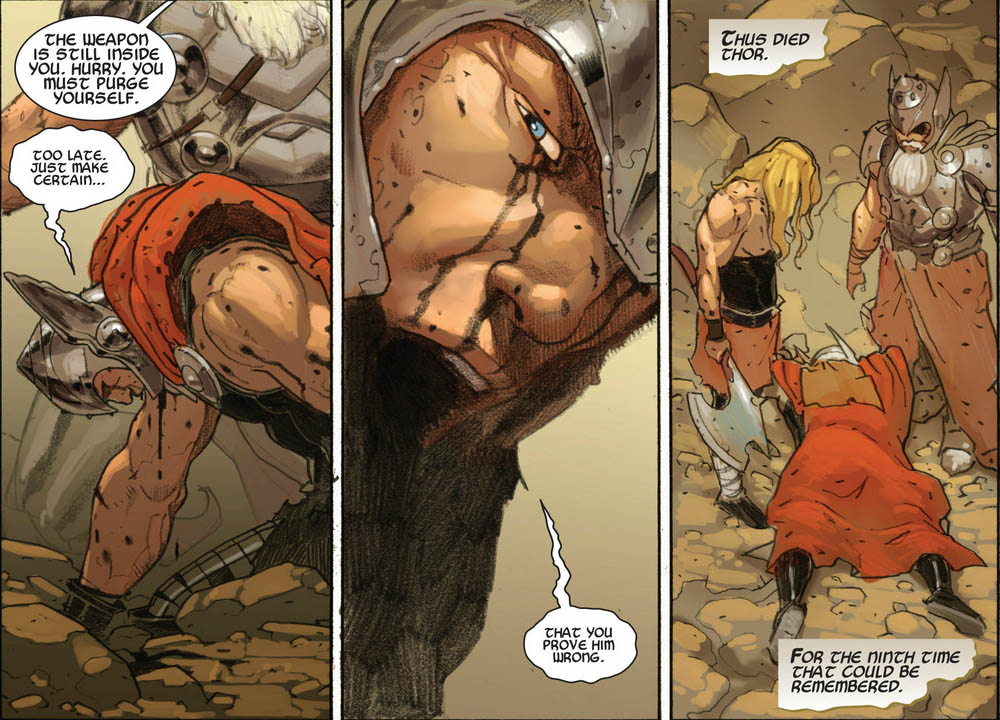 Walk it off, Thor. Walk it off.