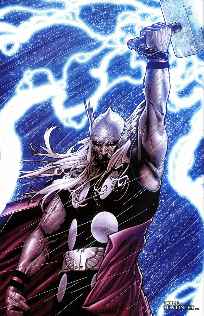 thor marvel comics lightning mjolnir_www.wallpaperhi.com_54