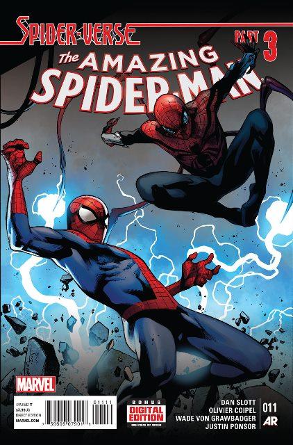 Amazing Spider-Man #11 cover