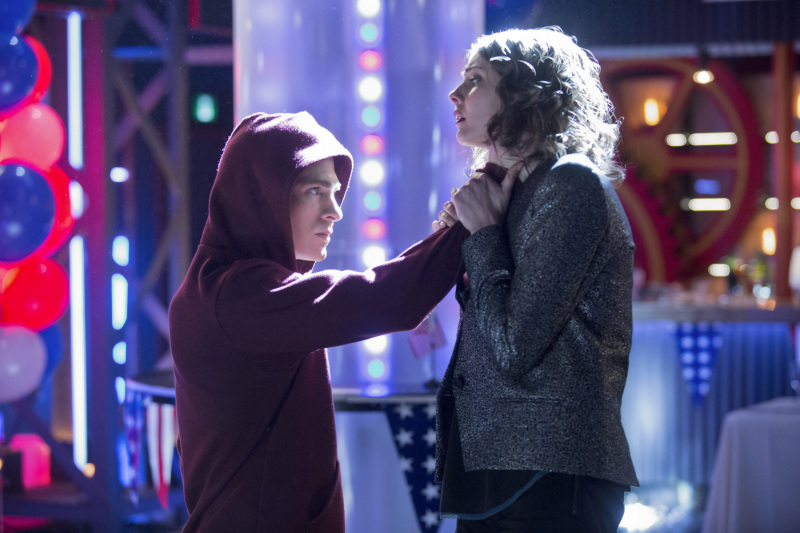 Audiences were divided about the subplot that saw Thea become a giant.
