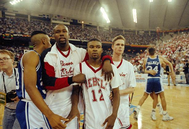 NCAA Final Four Duke UNLV 1991