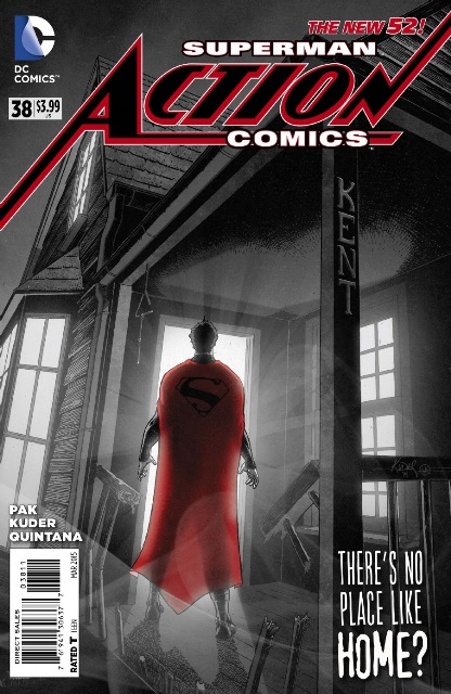 Action Comics #38 cover